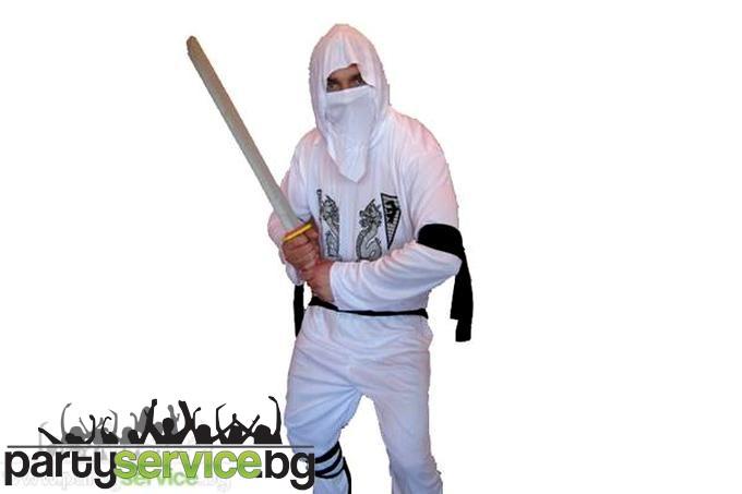The white ninja